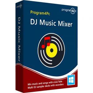 Program4Pc DJ Music Mixer Crack (1)