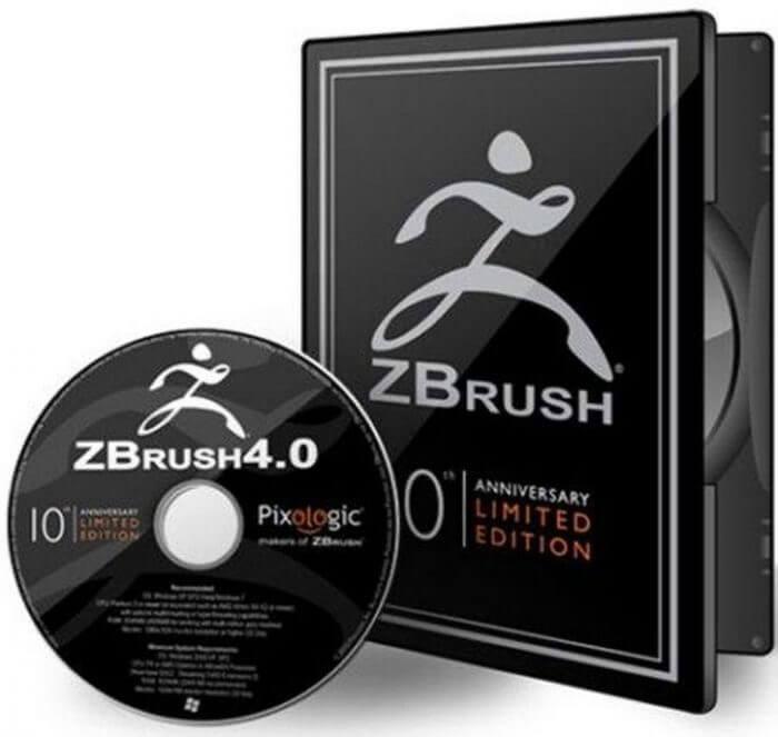 Pixologic ZBrush 4R8 Keygen (1)